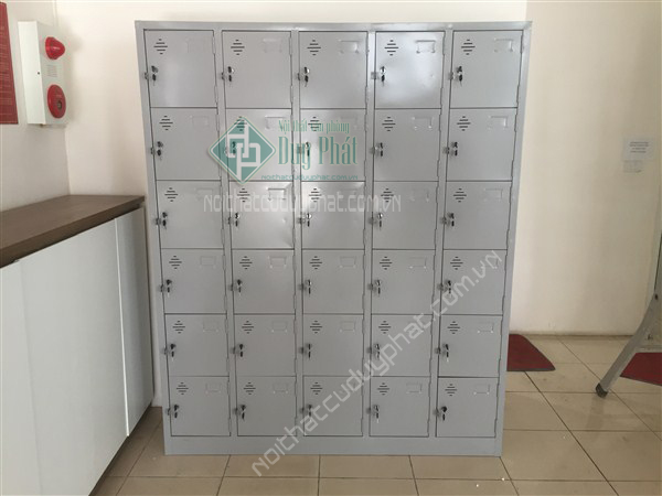 Cách chọn mua tủ locker thanh lý đảm bảo chất lượng nhất 1