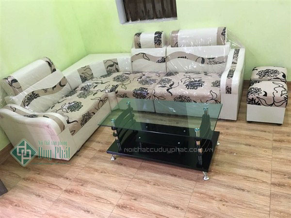 Nên mua sofa góc hay sofa văng cho phòng khách chung cư tốt nhất 2