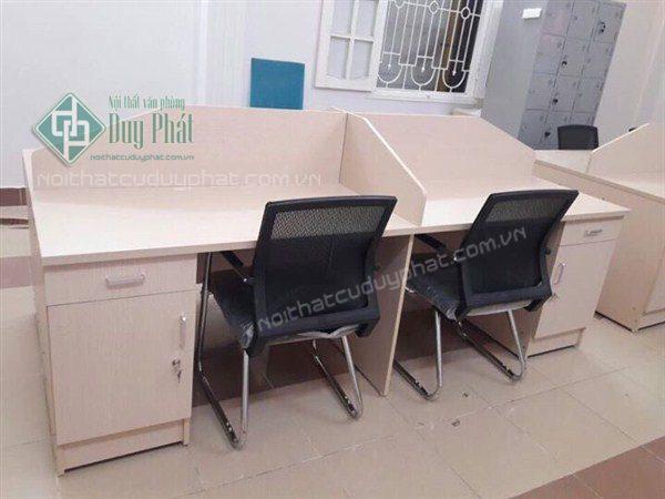 Thanh lý bàn ghế văn phòng tại Bắc Giang giá rẻ | Mới 100%