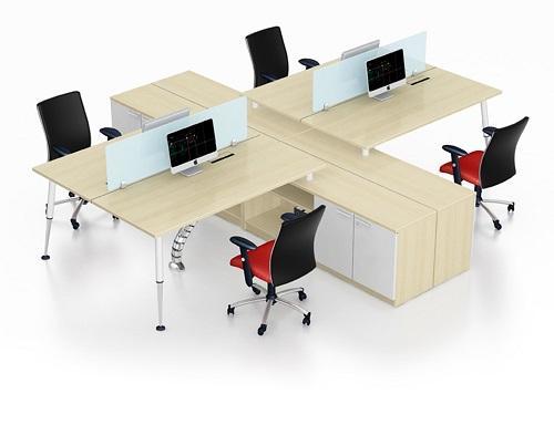 TÓP những mẫu bàn ghế văn phòng hiện đại năm 2020