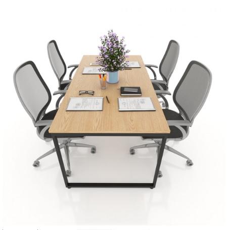 Lưu ý khi mua bàn họp, nên chọn bàn có thiết kế hiện đại, phù hợp nội thất văn phòng và mục đích sử dụng