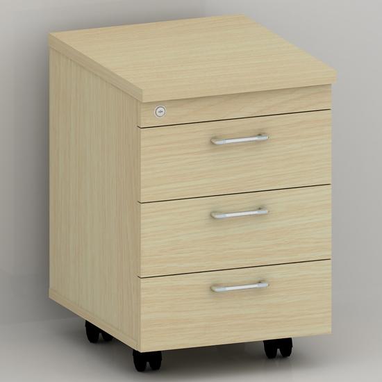 Lợi ích của hộc tủ di đọng cùng với thiết kế khiến sản phẩm phù hợp với văn phòng hơn bao giờ hết